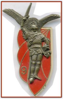Les Chefs de Corps du 9e RCP et lien avec APPELES DU 9e RCP Bv000002
